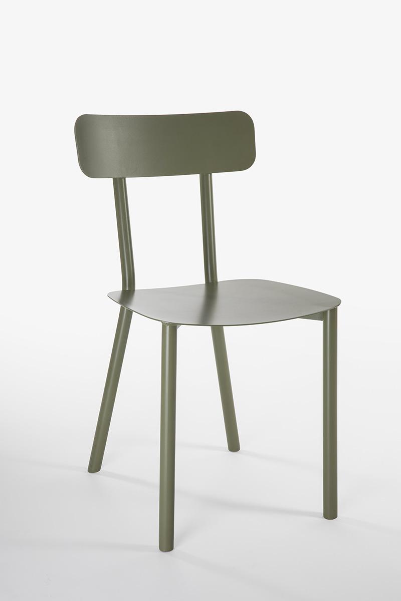sedia design verde