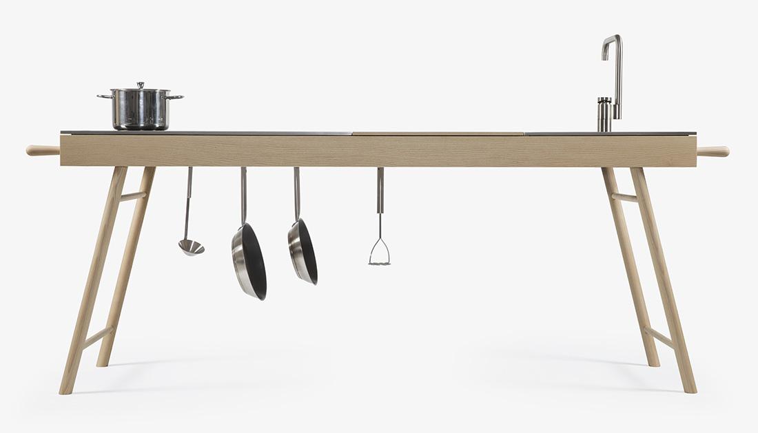 Critter Unconventional Kitchen Worktop