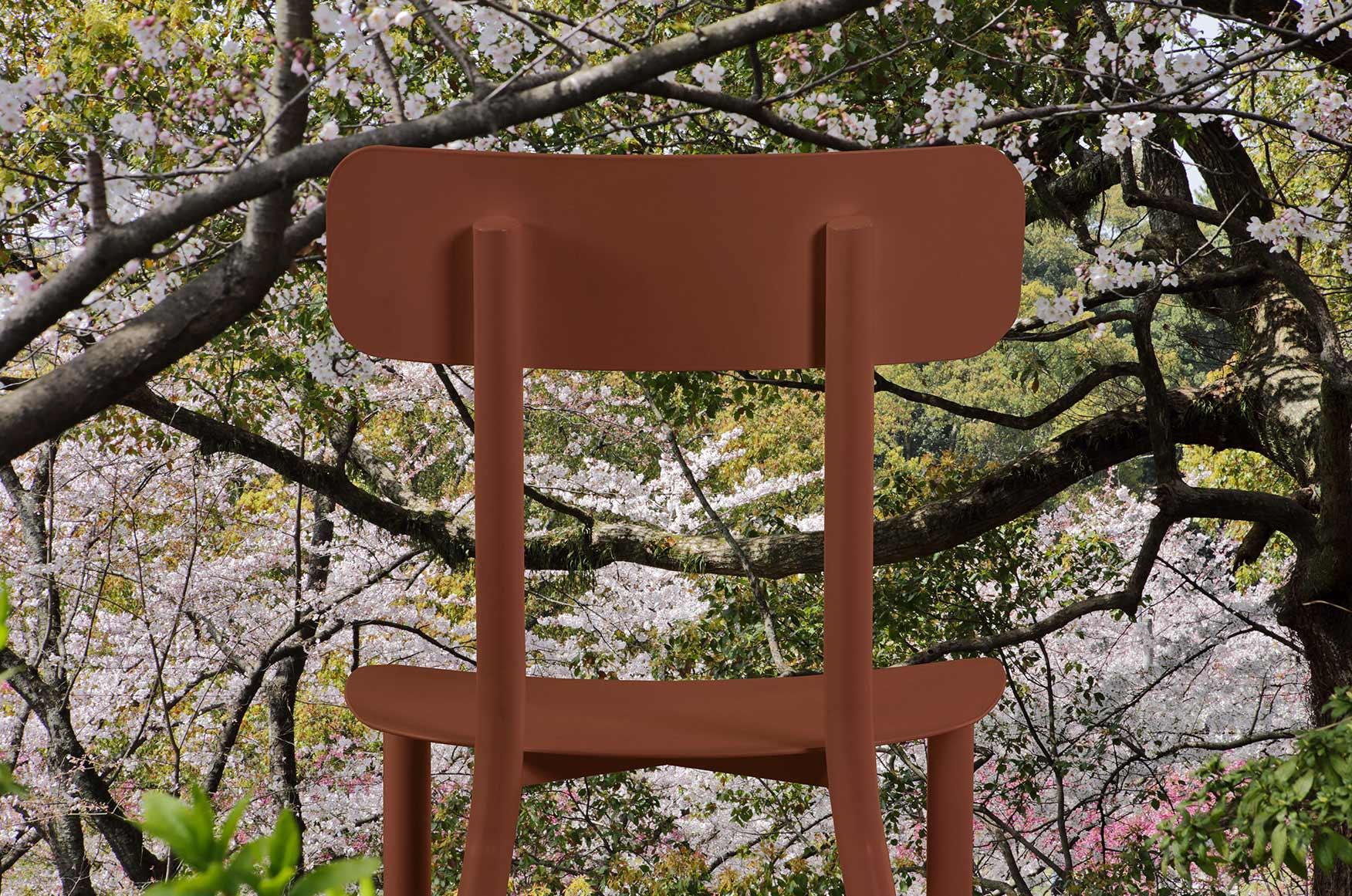 Picto sedia giardino design