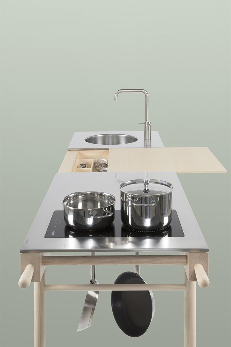 cucina isola design