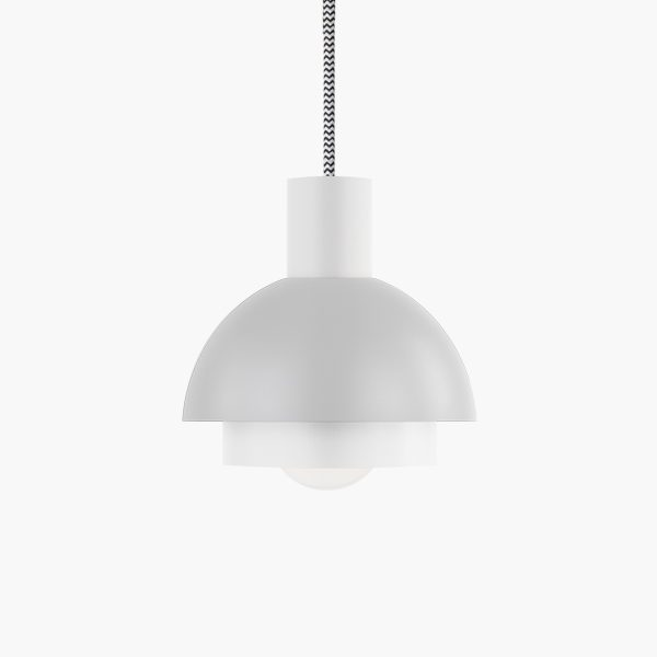 lampada bianca e grigia