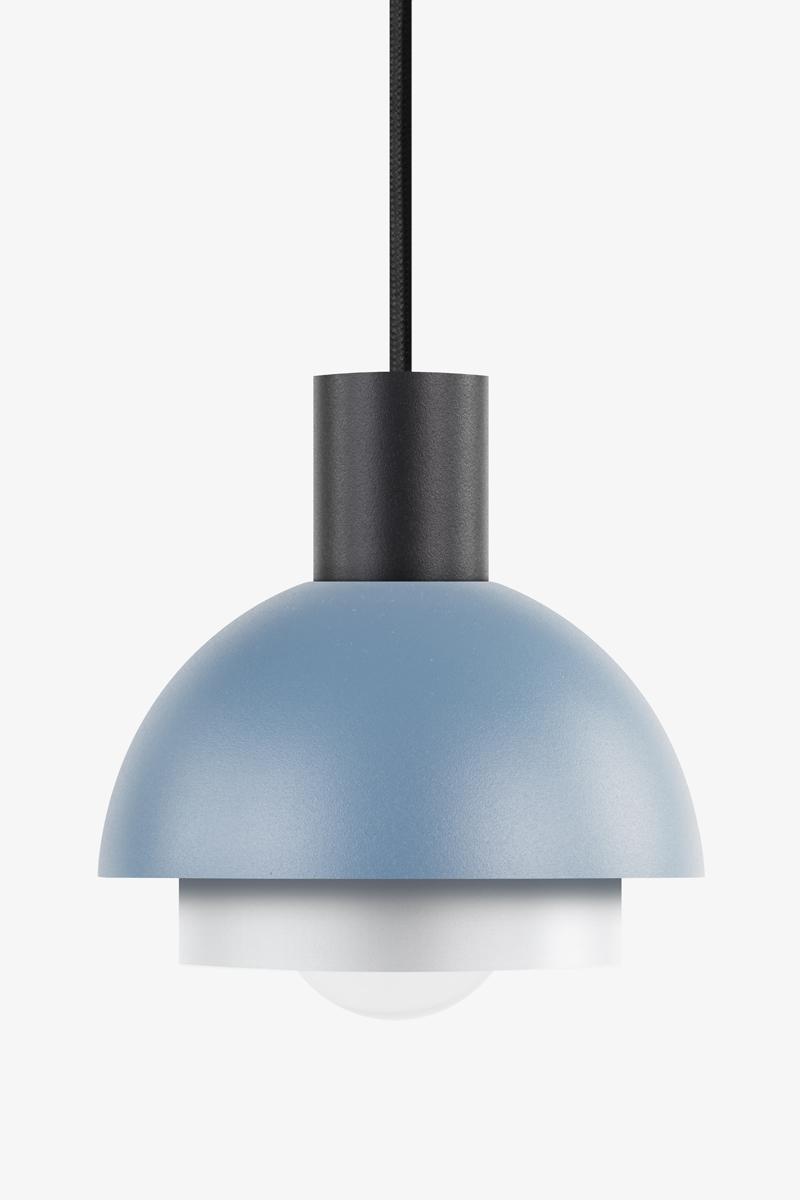 Lunatica lampada a sospensione modulare