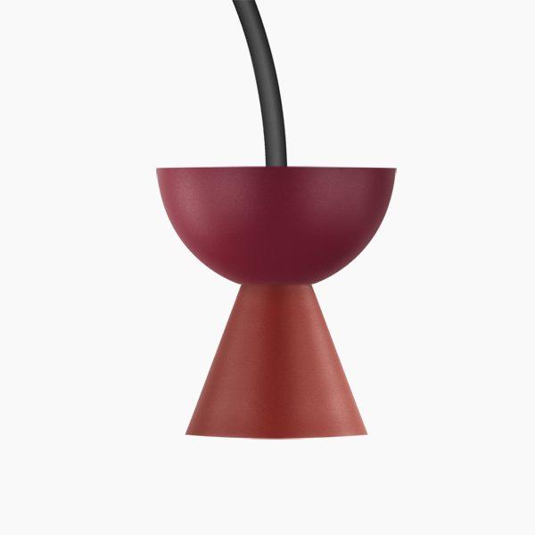 Lunatica LA262 lampada da terra design