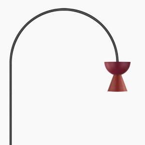Lunatica LA262 lampada ad arco design