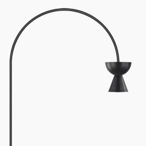 Lunatica LA263 lampada ad arco design