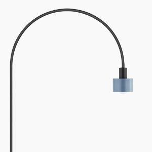 Lunatica LA412 lampada ad arco design