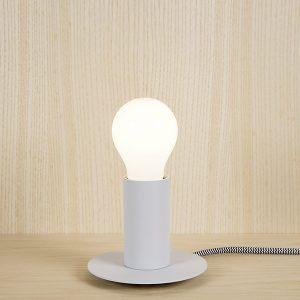 lampada da tavolo design bulbo