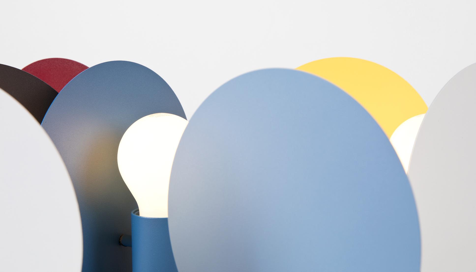 lampade da tavolo colori milano