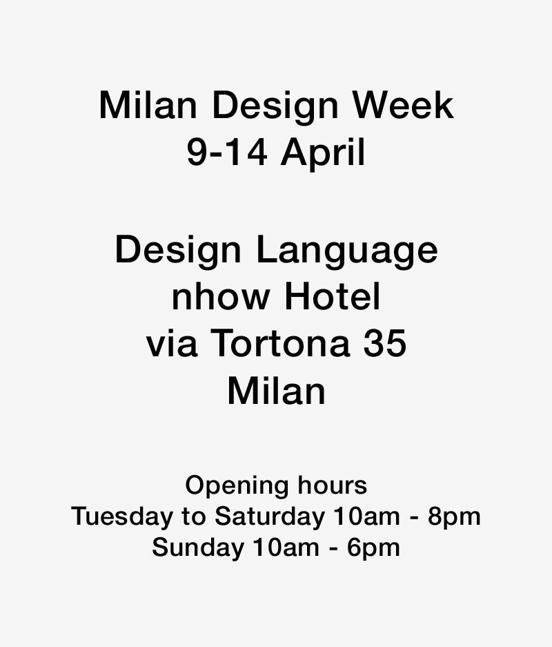 Milano Design Week via Tortona